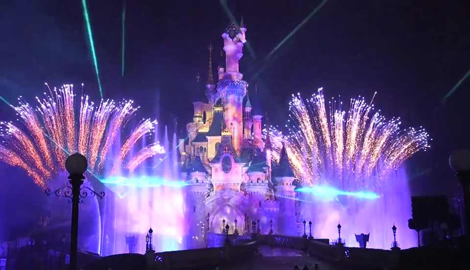 Disney Illuminations – nouvelles images et coulisses