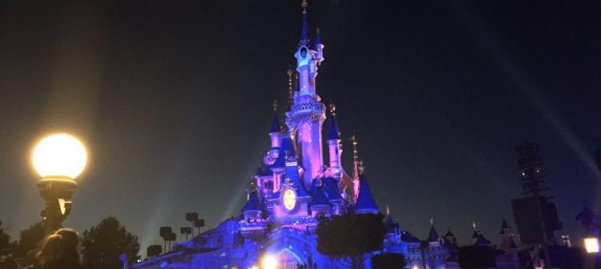 Disney Illuminations – nouveau spectacle nocturne
